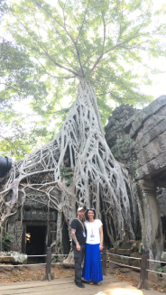 Ta Prohm Temple (Tomb Raider Filmsite)